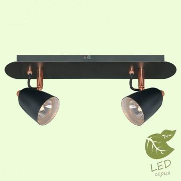 Потолочный светильник с регулировкой направления света Lussole Loft New Frontino GRLSP-9852