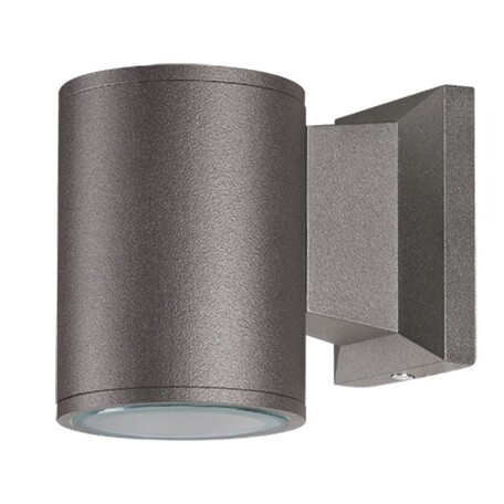 Настенный светильник Novotech Street Landscape 370357, IP54, 1xGU10x50W, темно-серый, металл