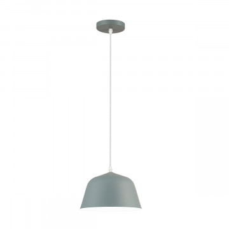 Подвесной светильник Lumion Suspentioni Gwen 3681/1, 1xE27x60W, серый, металл