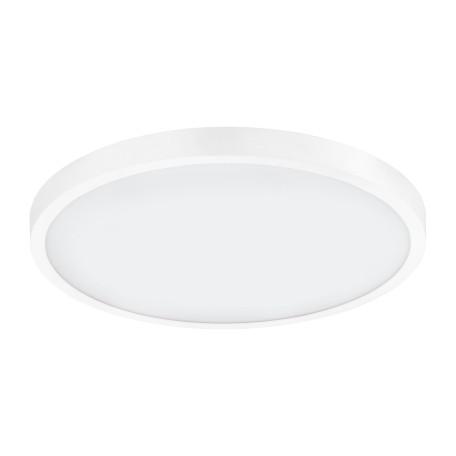 Потолочный светодиодный светильник Eglo Fueva 1 97266, LED 25W 4000K 2500lm, белый, металл с пластиком, пластик