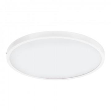 Потолочный светодиодный светильник Eglo Fueva 1 97275, LED 25W 4000K 2900lm, белый, металл с пластиком, пластик