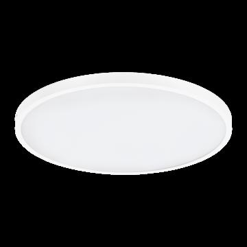 Потолочный светодиодный светильник Eglo Fueva 1 97279, LED 27W 3000K 3200lm, белый, металл с пластиком, пластик