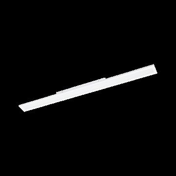 Светодиодная панель для встраиваемого или накладного монтажа Eglo Salobrena 1 98025, LED 40W 4000K 4250lm, белый, металл с пластиком, пластик