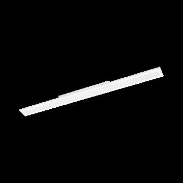 Светодиодная панель для встраиваемого или накладного монтажа Eglo Salobrena 2 98026, LED 40W 4000K 4200lm, белый, металл с пластиком, пластик