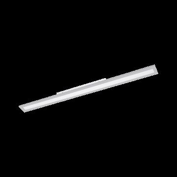 Светодиодная панель для встраиваемого или накладного монтажа Eglo Salobrena 2 98027, LED 40W 4000K 4200lm, алюминий, металл с пластиком, пластик