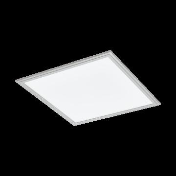 Светодиодная панель для встраиваемого или накладного монтажа Eglo Salobrena 2 98037, LED 25W 4000K 3000lm CRI>80, алюминий, металл с пластиком, пластик