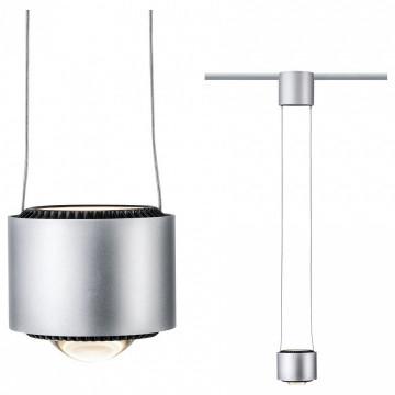 Подвесной светодиодный светильник для шинной системы Paulmann Aldan 95520, LED 13W, металл