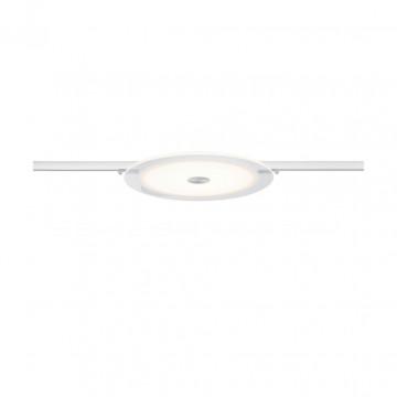 Светодиодный светильник Paulmann NanoRail Luno 94988, LED 6,5W, белый, металл с пластиком