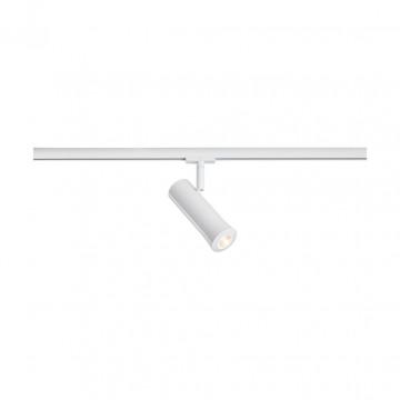 Светодиодный светильник с регулировкой направления света Paulmann NanoRail Spot Tarus 94984, LED 6,5W, белый, металл