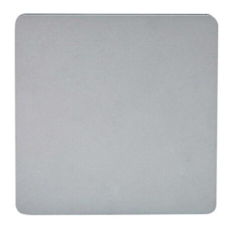 Настенный светильник Mantra Bora Bora C0114, серебро, белый с серебром, металл, пластик