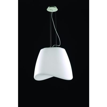 Подвесной светильник Mantra Cool 1505, IP44, белый, металл, пластик