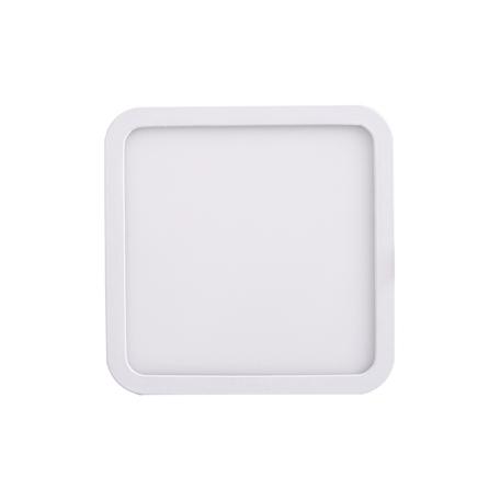 Встраиваемая светодиодная панель Mantra Saona C0193, белый, металл, пластик