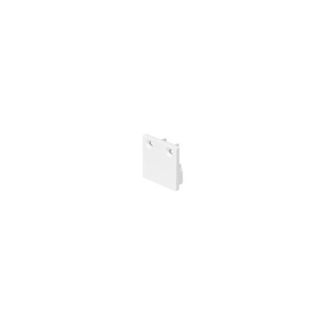 Концевая заглушка для профиля для светодиодной ленты SLV GLENOS Pro-2020 213451, белый, металл