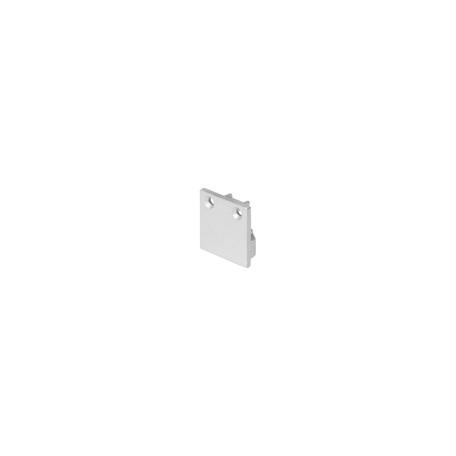 Концевая заглушка для профиля для светодиодной ленты SLV GLENOS Pro-2020 213454, алюминий, металл