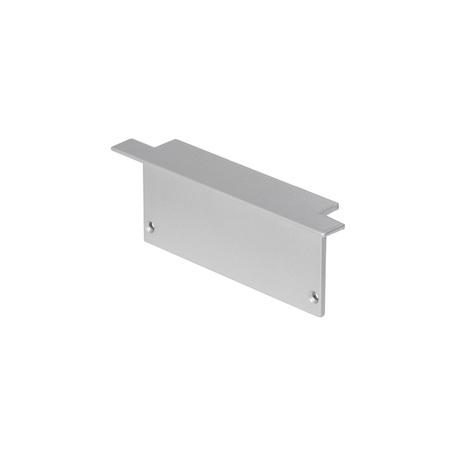 Концевая заглушка для профиля для светодиодной ленты SLV GLENOS Pro-8832 213524, алюминий, пластик