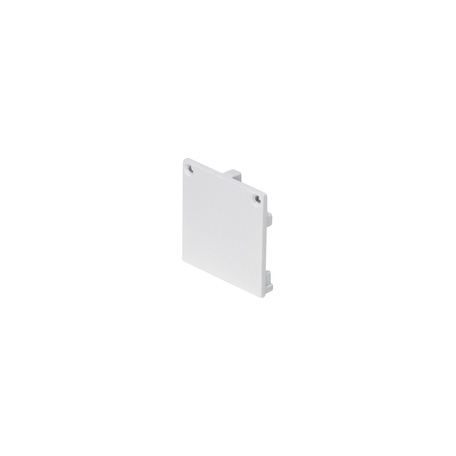Концевая заглушка для профиля для светодиодной ленты SLV GLENOS Pro-3030 213651, белый