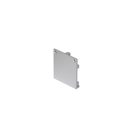 Концевая заглушка для профиля для светодиодной ленты SLV GLENOS Pro-3030 213654, серый