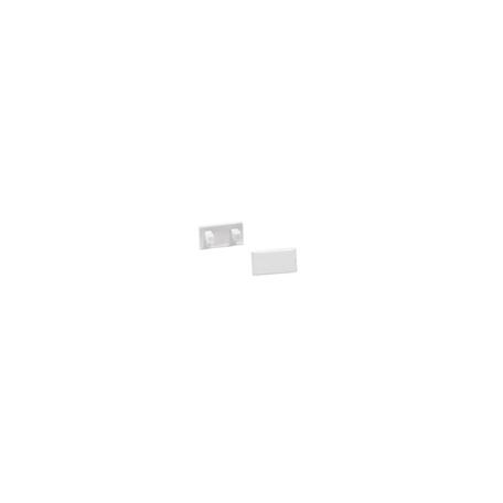 Концевая заглушка для профиля для светодиодной ленты SLV GLENOS D-1107 213971, белый