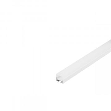 Накладной профиль для светодиодной ленты с рассеивателем SLV GLENOS Pro-2020 200 213441, белый