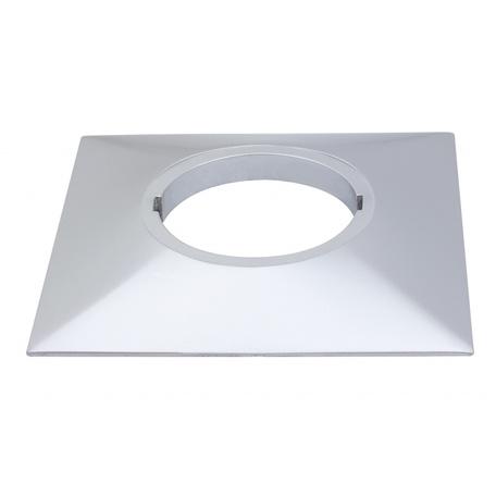 Рамка-корпус для светильника Paulmann Special Line UpDownlight Mounting ring square 98779, матовый хром, металл