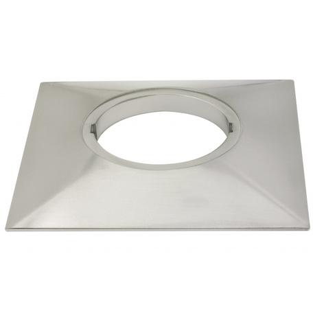 Рамка-корпус для светильника Paulmann Special Line UpDownlight Mounting ring square 98782, серый, металл