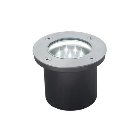 Встраиваемый в уличное покрытие светодиодный светильник Paulmann Special Line Floor LED 98877, IP65, LED 1,2W, сталь, металл