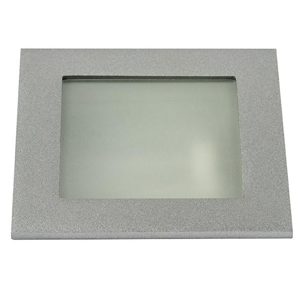 Встраиваемый настенный светильник Lightstar Wally 212149, 1xG4x35W, сталь, металл - фото 1