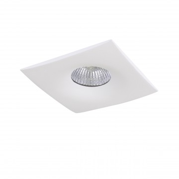 Встраиваемый светильник Lightstar Levigo 010030, 1xGU5.3x50W, белый, металл - миниатюра 1