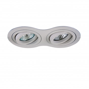 Встраиваемый светильник Lightstar Intero 16 214229, 2xGU10x50W
