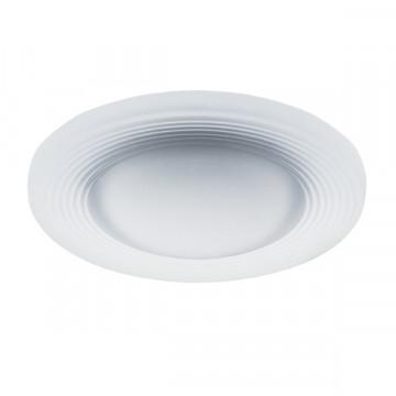 Встраиваемый светильник Lightstar Difesa Piano 006881, IP44, 1xGU5.3x35W, белый, стекло