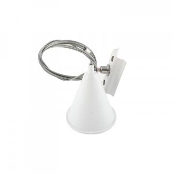Набор для подвесного монтажа шинной системы Denkirs DK Track White TR1105-WH, белый, металл