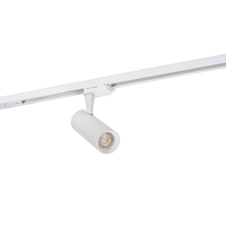 Светильник с регулировкой направления света Denkirs DK6204-WH, 1xGU10x50W, белый, металл