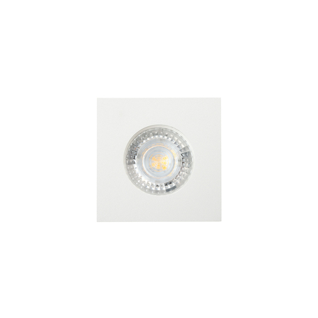 Встраиваемый светильник Denkirs DK2031-WH, 1xGU10x50W, белый, металл