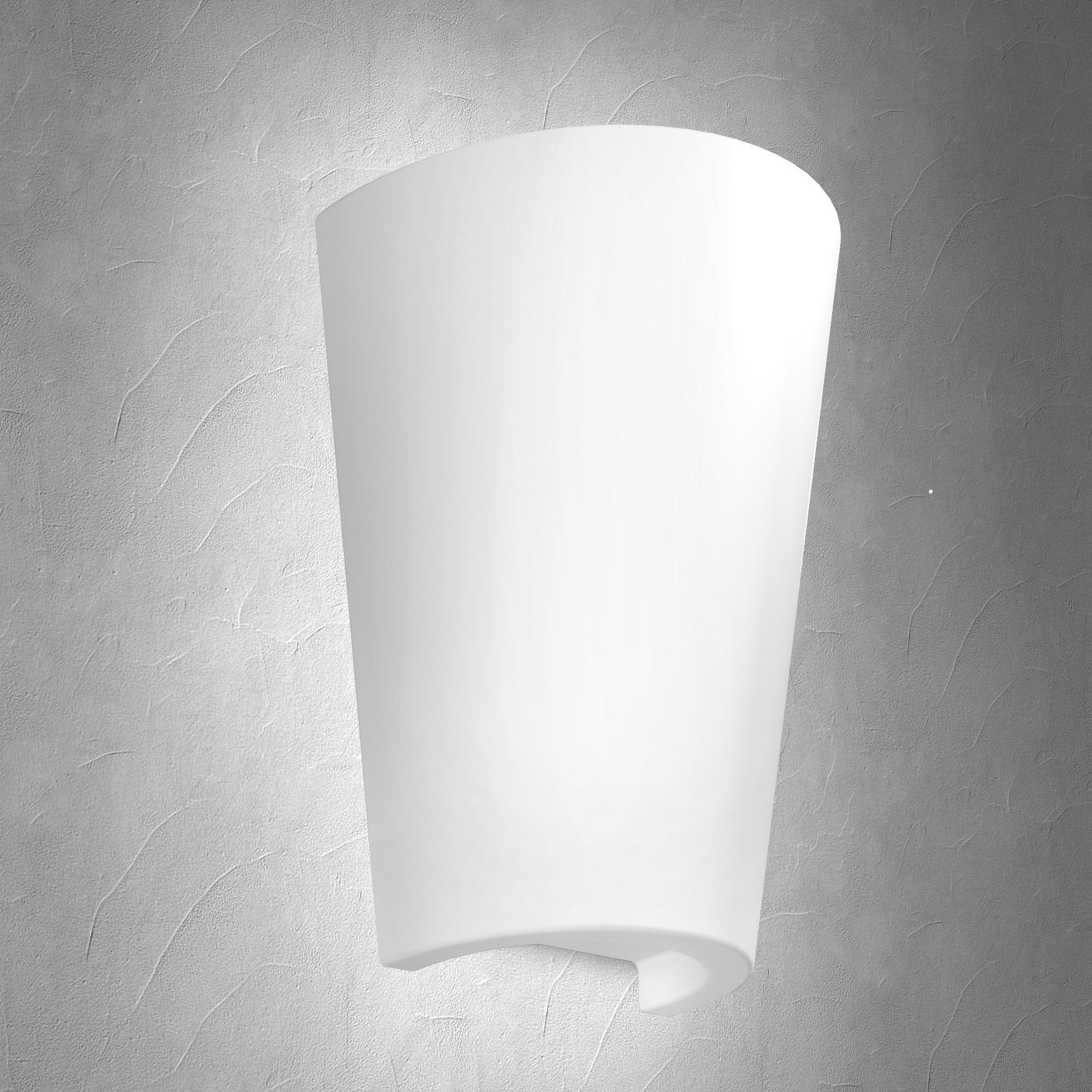 Настенный светильник Mantra Teja 6508, IP54, белый, металл, пластик - фото 2