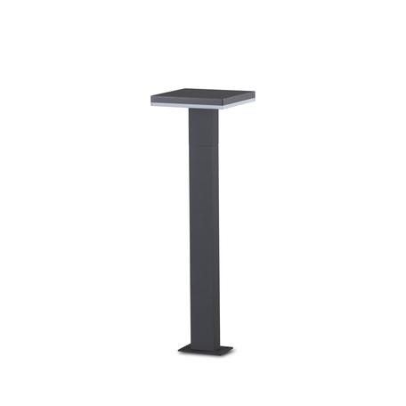 Садово-парковый светильник Mantra Tignes 6499, IP54, серый, белый, металл, пластик