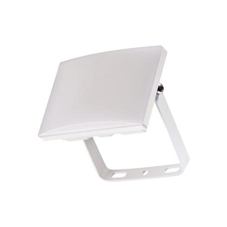 Светодиодный прожектор Novotech Street Armin LED 358137, IP65, LED 10W 4000K 800lm, белый, металл, пластик