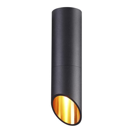 Потолочный светильник с регулировкой направления света Odeon Light Hightech Prody 4209/1C, IP54, 1xGU10x50W, черный, металл