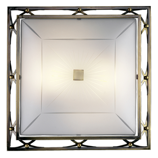 Потолочный светильник Sonex Villa 4261, 4xE27x60W, бронза, матовый, прозрачный, металл, стекло - фото 1