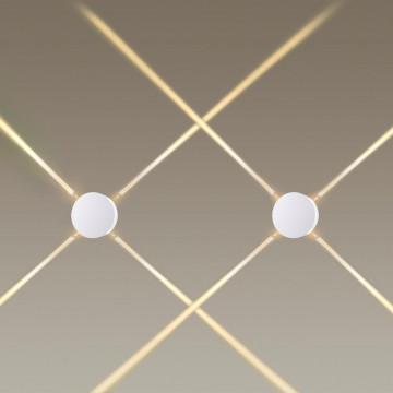 Потолочный светильник Sonex Villa 4261, 4xE27x60W, бронза, матовый, прозрачный, металл, стекло - миниатюра 8