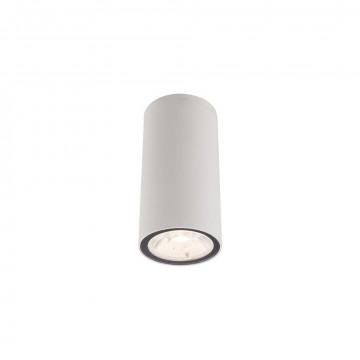 Потолочный светодиодный светильник Nowodvorski Edesa LED 9111, IP54, LED 3W 3000K 250lm, белый, металл
