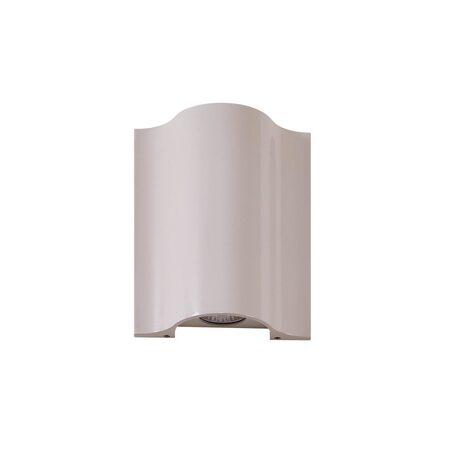 Настенный светодиодный светильник Citilux Декарт-9 CL704090, LED 2W 3000K 150lm, белый, металл