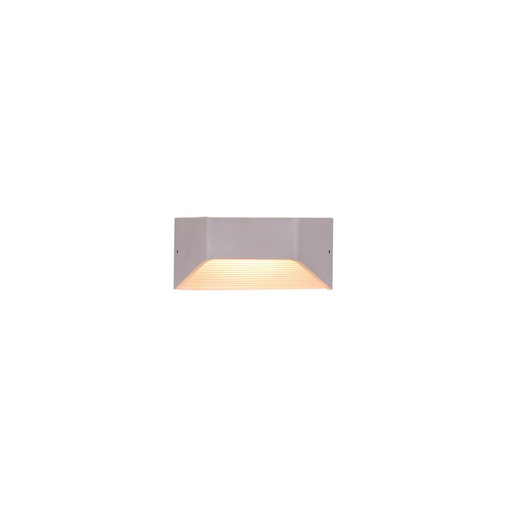 Настенный светодиодный светильник Citilux Декарт CL704310, LED 6W 3000K 450lm, белый, металл - фото 1