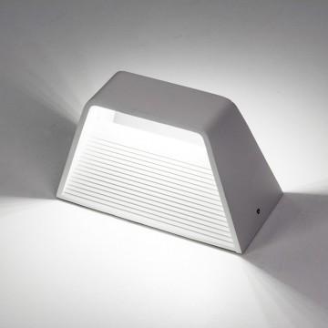 Настенный светодиодный светильник Citilux Декарт CL704310, LED 6W 3000K 450lm, белый, металл - миниатюра 8