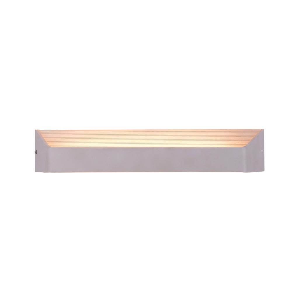 Настенный светодиодный светильник Citilux Декарт CL704330 3000K (теплый), белый, металл - фото 1