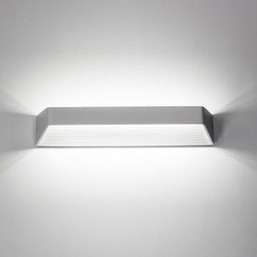 Настенный светодиодный светильник Citilux Декарт CL704330 3000K (теплый), белый, металл - миниатюра 2