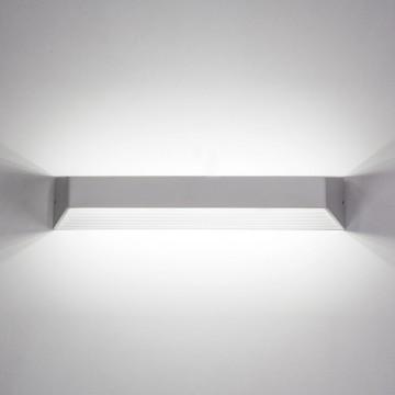 Настенный светодиодный светильник Citilux Декарт CL704330 3000K (теплый), белый, металл - миниатюра 5