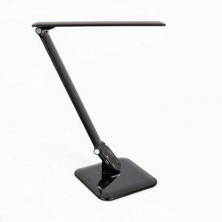 Настольная светодиодная лампа Citilux Ньютон CL803022, LED 7W 3000-5500K 500lm, черный, металл с пластиком, пластик