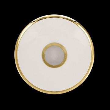 Потолочный светодиодный светильник с пультом ДУ Citilux Старлайт CL70362R, IP44, LED 60W, 3000-4500K, белый, золото, металл, пластик - миниатюра 4