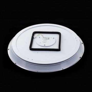 Потолочный светодиодный светильник с пультом ДУ Citilux Старлайт CL70362R, IP44, LED 60W, 3000-4500K, белый, золото, металл, пластик - миниатюра 7