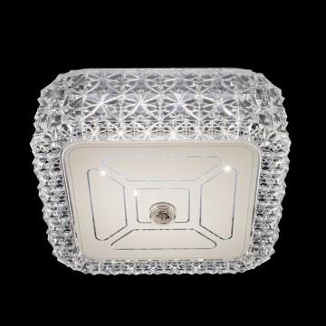 Потолочный светодиодный светильник Citilux Кристалино CL705201, LED 12W 3000K 1000lm, белый, металл, пластик - миниатюра 3